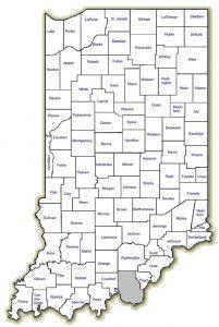 Indiana - Harrison County