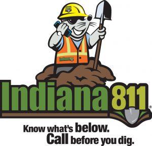 Indiana 811 Logo